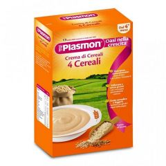 4 Cereal Mix for Babies Plasmon
