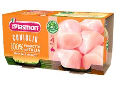 Baby Rabbit Food Plasmon