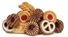 Minivoglie  Pastry Cookies Vicenzi