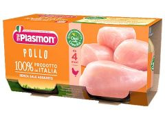 Chicken Baby Food Plasmon