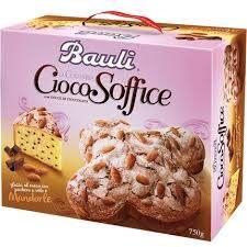 ChocoSoffice Colomba Cake Bauli