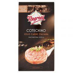 Pre Cooked Cotechino Sausage Negroni