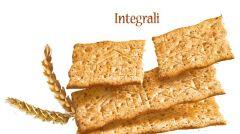 Whole Grain Crackers Mulino Bianco