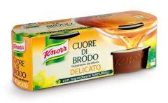 Chicken Homestyle Stock Cuore di Brodo Delicato Knorr 6x28 gr