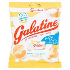 Cookies and Milk Galatine Candy Sperlari Gluten Free