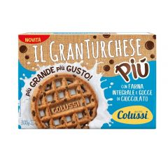 Il Granturchese Più wholemeal biscuits