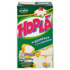 Vegetable whipping or cooking cream Hopla