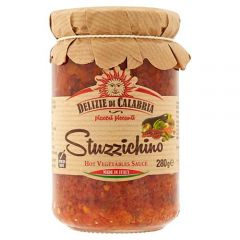 Italian Hot Sauce with Vegetable Delizie di Calabria