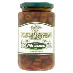 Italian Olives in Oil Fratelli Merano