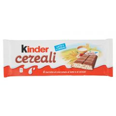Kinder Cereals Bars Ferrero