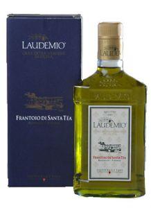 Laudemio Olive Oil Frantoio Santa Tea