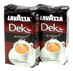 Caffeine  Free Coffee Intense Dek Lavazza