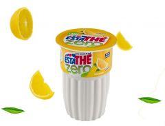 Lemon Sugar Free Iced Tea Mix Estathé Glass