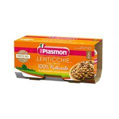 Lentils Baby foods Plasmon