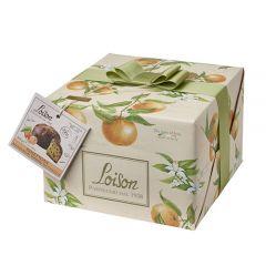 Loison Mandarin Panettone Cake