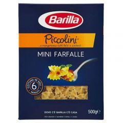 Mini Farfalle Pasta Piccolini Barilla