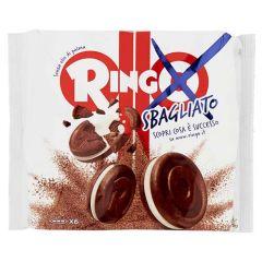 New Cocoa Ringo Biscuits Pavesi