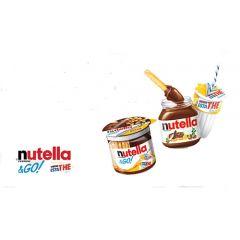 Nutella and Go Estathè  Ferrero