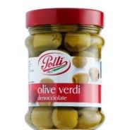 Polli Green Olives in salt solution
