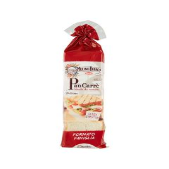PanCarre Slice Bread Mulino Bianco