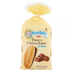 Pane+cioccolato  al latte