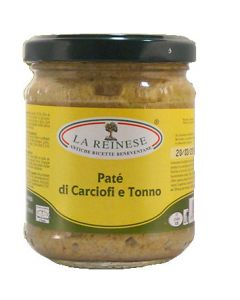 Artichoke and Tuna Pate La Reinese