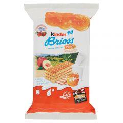 Peach Kinder Brioss Ferrero