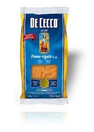Penne Rigate Pasta De Cecco 500 gr
