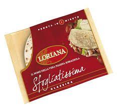 Flatbread Bread Sfogliatissima Loriana