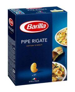 Pipe Rigate Pasta Barilla