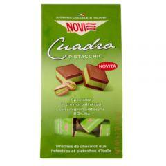 Pistacho Cremino Chocolate