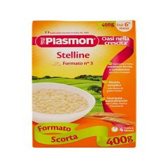 Plasmon Stelline Pasta for Babies