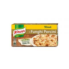 Porcini Mushroom Stock Cubes Knorr