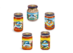 Gift Idea Deliciousness of the Sea 5 pcs