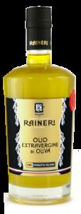 Extra Virgin Olive Oil Black Label Raineri ml 500