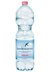 Natural Water San Benedetto  1,5 lt x 6 bottles