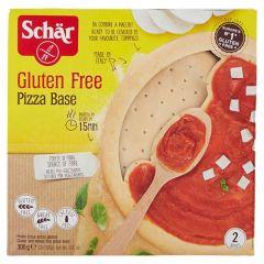 schar gluten free pizza crust