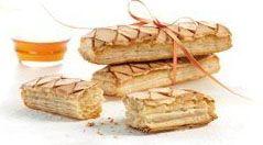 Glazed Millefoglie Pastries D'Italia Matilde Vicenzi