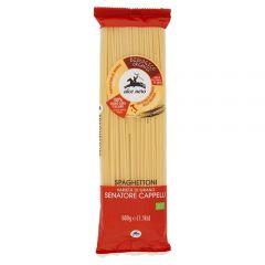 Spaghettoni Organoc Pasta Senatore Capeli Alce Nero