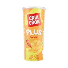 Paprika Crisps Crik Crok