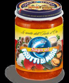 Seafood Pasta Sauce Isola d'Oro
