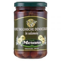 Taggiasche Olives Pitted Brine Merano