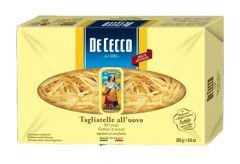 Egg Tagliatelle Pasta De Cecco 250 gr