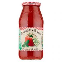 Tomato Basil Spaghetti Sauce Le Conserve della Nonna