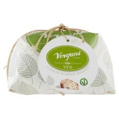 Vegan Christmas Cake Vergani