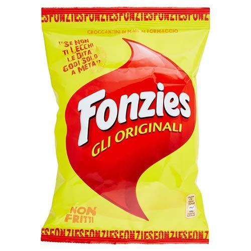 Buy Fonzies Corn Cheese Crisps Crunchy