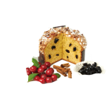 Loison Panettone with Cherries and Cinnamon