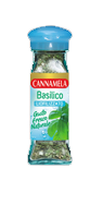 Freeze-Dried Basil Cannamela