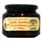 Borettane Onions in Balsamic Vinegar of Modena Coelsanus 210 gr