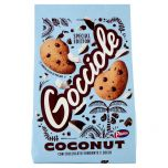 Coconut Gocciole Biscuits Pavesi